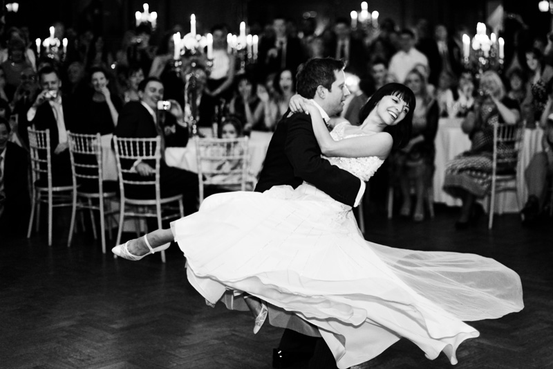 Lucy Potter Wedding Dance